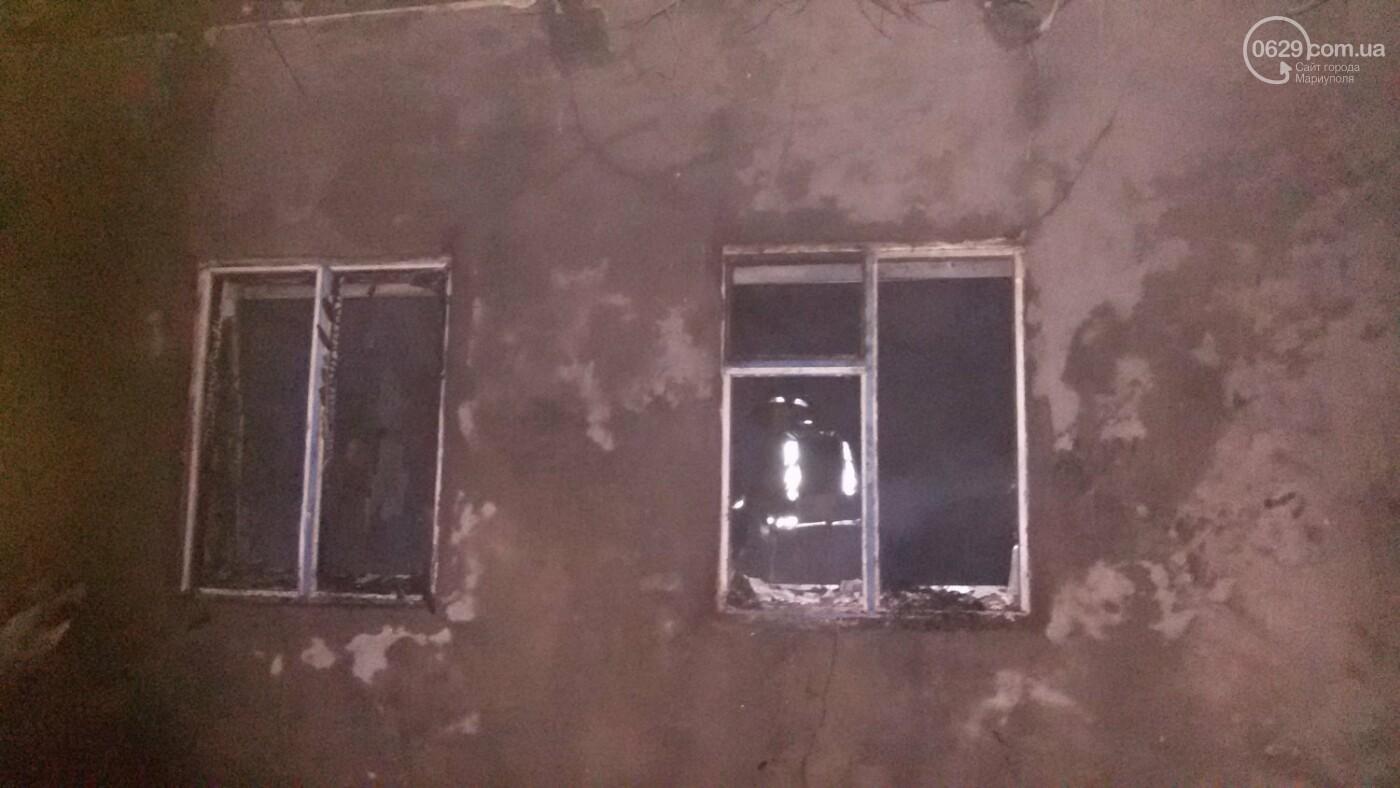 В Мариуполе в сгоревшем доме обнаружили трупы мужчины и женщины (ФОТО+ДОПОЛНЕНО), фото-1