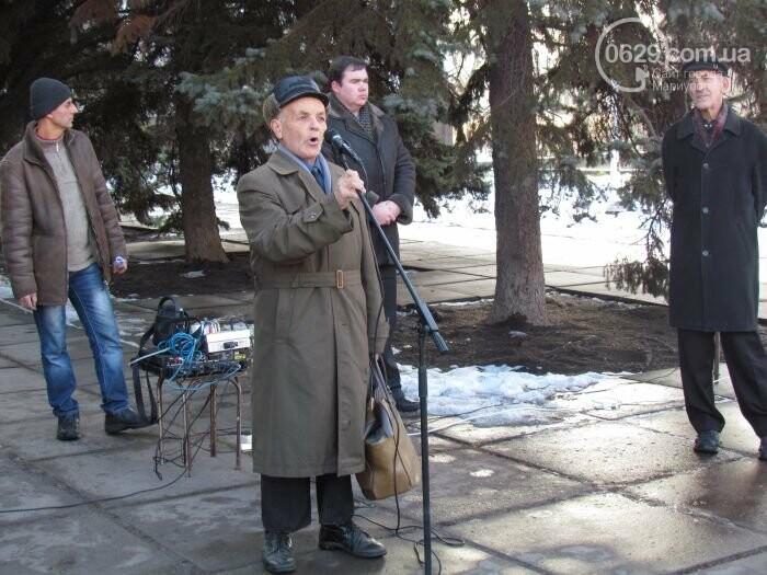 Мариуполь остался без самой высокой елки в Украине и митинг против беспредела «Укрзализныци». О чем писал 0629.com.ua 27 декабря, фото-8