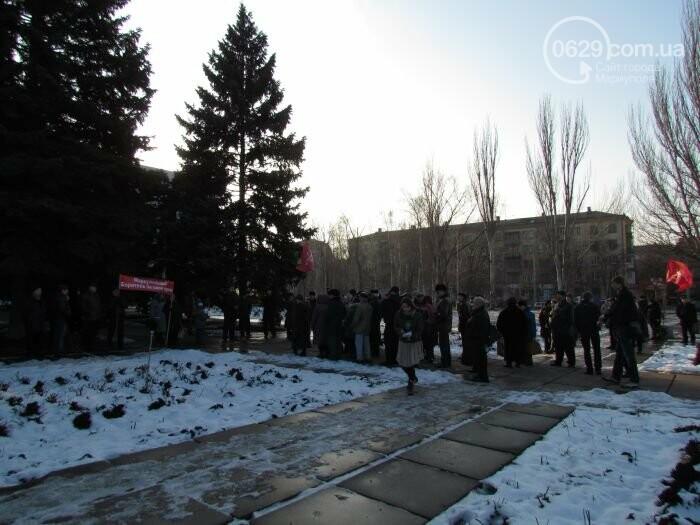 Мариуполь остался без самой высокой елки в Украине и митинг против беспредела «Укрзализныци». О чем писал 0629.com.ua 27 декабря, фото-12