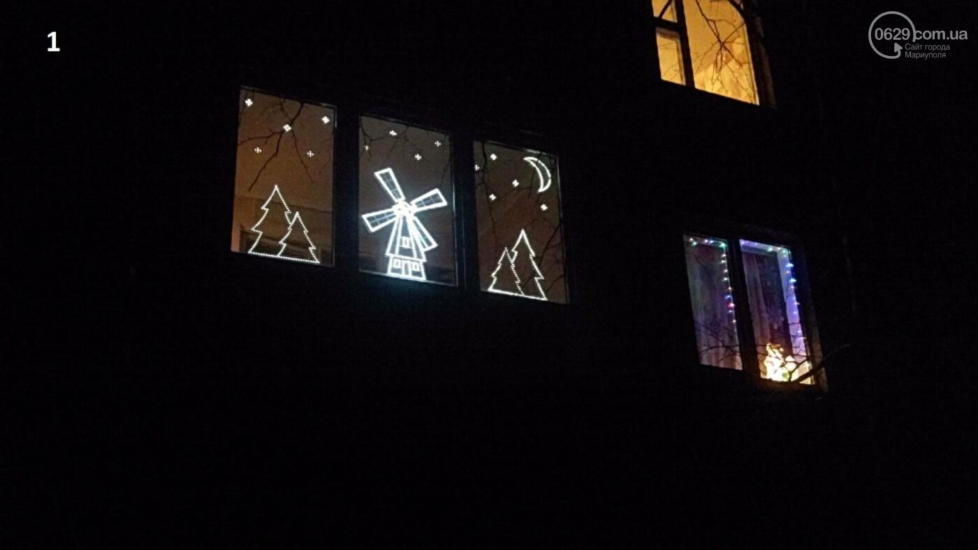 """Конкурс """"Новогоднее окно"""". Начинаем голосование, фото-1"""
