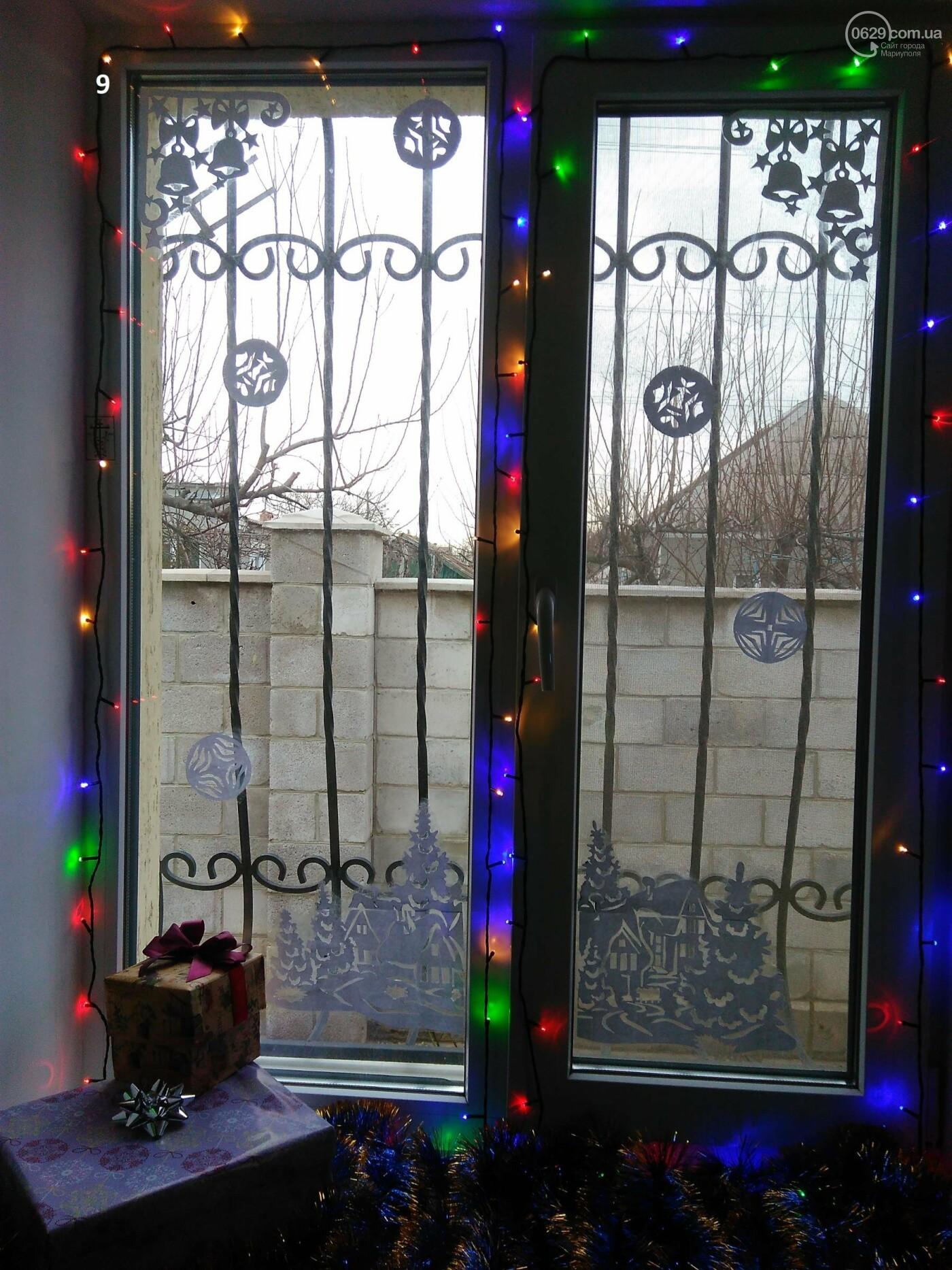 """Конкурс """"Новогоднее окно"""". Начинаем голосование, фото-23"""