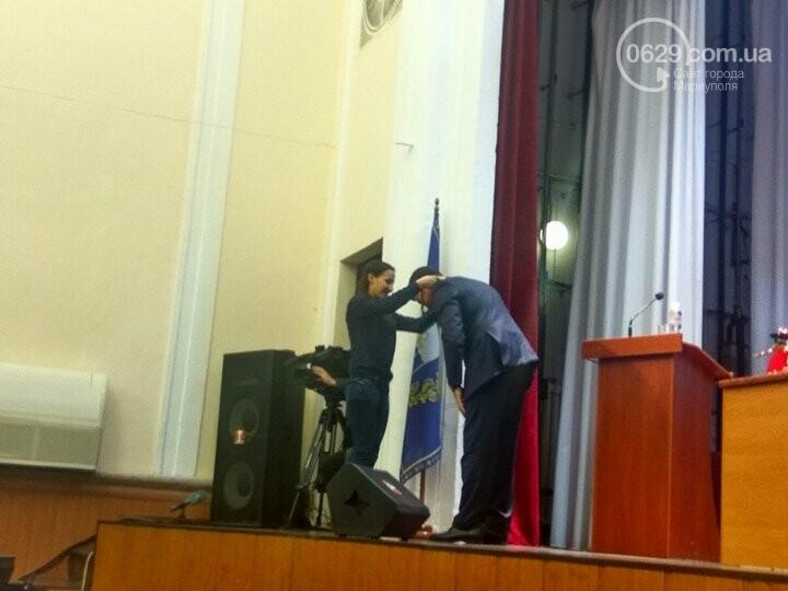 Мэр Мариуполя стал членом женской команды по футболу (ФОТО), фото-1