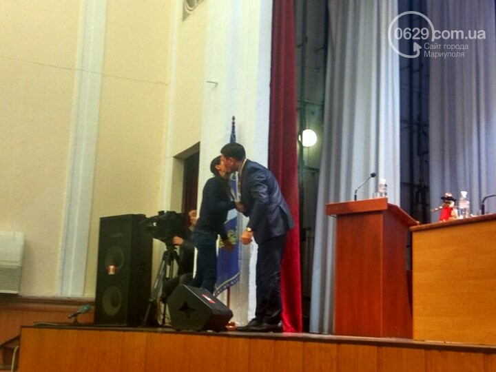 Мэр Мариуполя стал членом женской команды по футболу (ФОТО), фото-2
