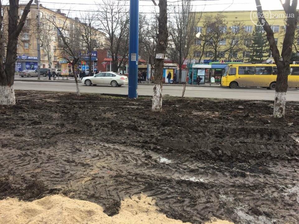 Реконструкцию проспекта Мира приостановили из-за смерти рабочего, - Бойченко(ВИДЕО), фото-1