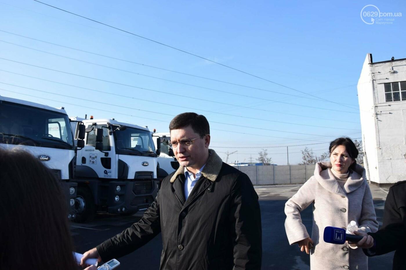 """Мэр заявил, что """"Коммунальник"""" купил пылесосы и готов строить новый завод (ФОТО), фото-3"""
