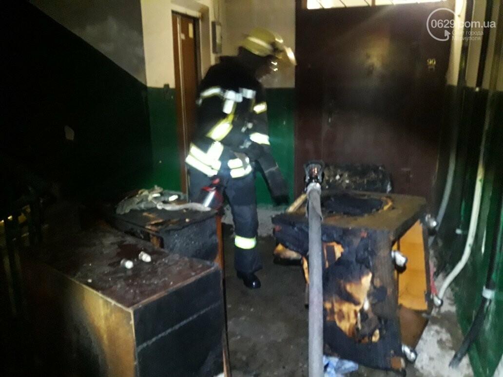 В Мариуполе на пожаре пострадали пенсионеры. Дом обесточен (ФОТО), фото-6