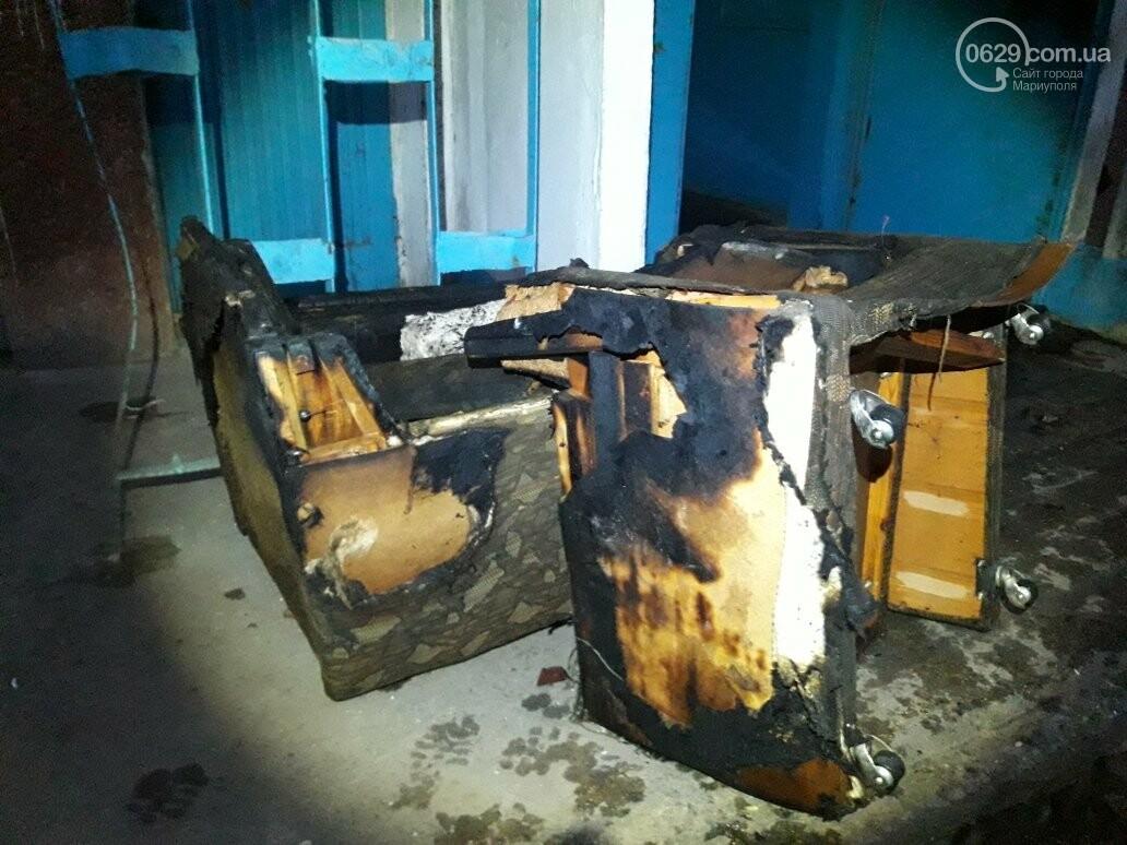 В Мариуполе на пожаре пострадали пенсионеры. Дом обесточен (ФОТО), фото-8
