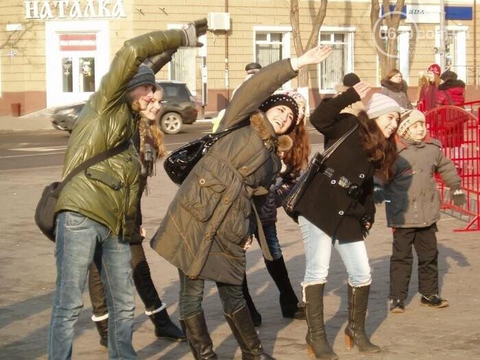 Защитники Мариуполя стали его «почетными гражданами» и новогодний флешмоб. О чем писал 0629.com.ua 3 января, фото-4