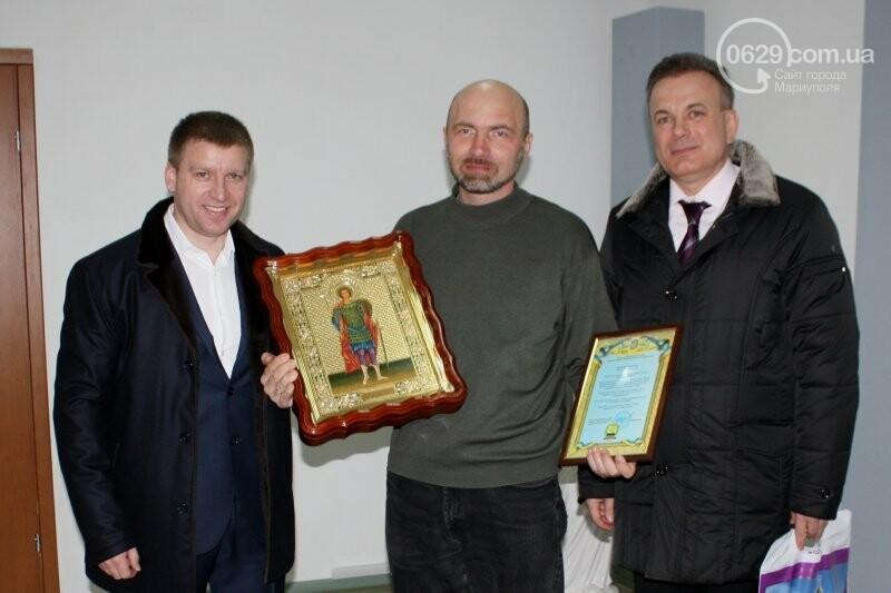 Павел Жебривский поздравил священников разных конфессий с Рождеством, фото-10