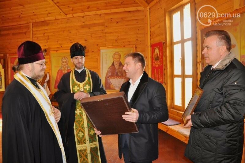 Павел Жебривский поздравил священников разных конфессий с Рождеством, фото-14