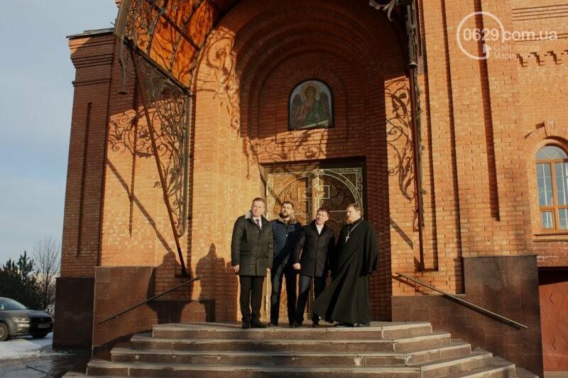 Павел Жебривский поздравил священников разных конфессий с Рождеством, фото-1