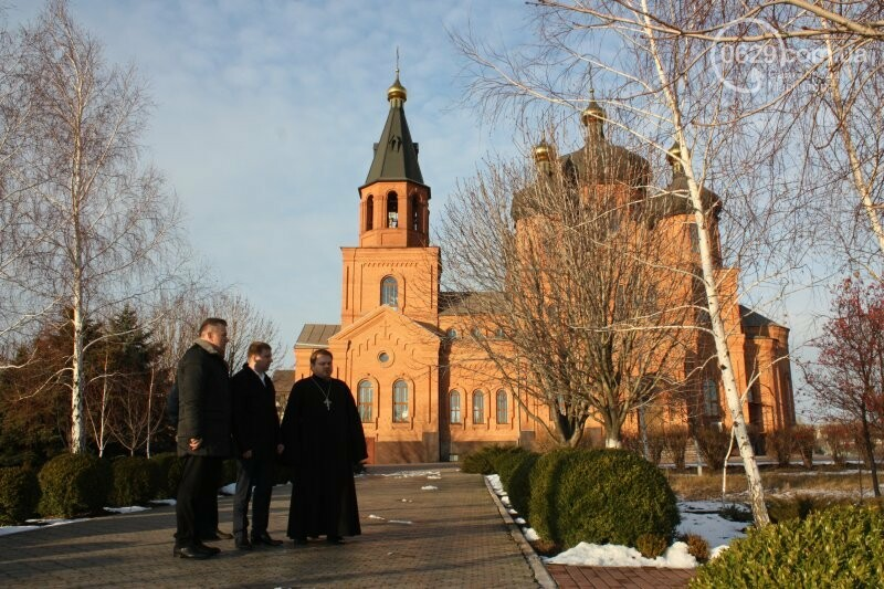 Павел Жебривский поздравил священников разных конфессий с Рождеством, фото-2