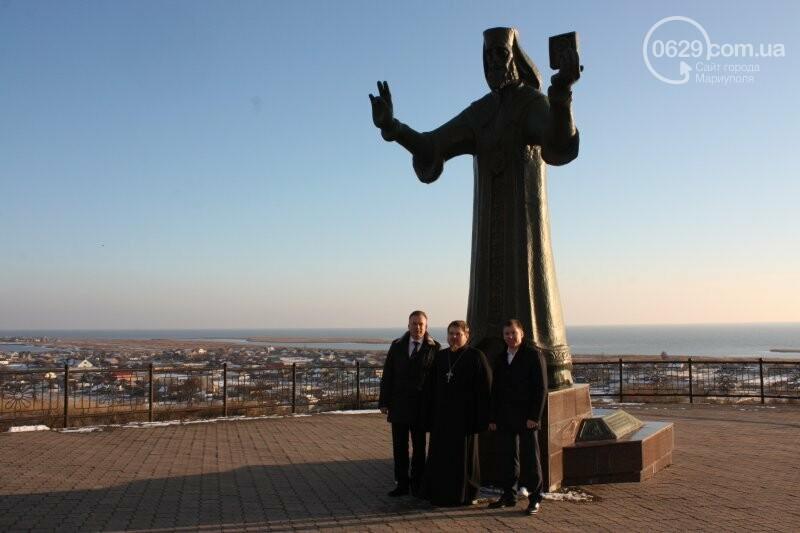 Павел Жебривский поздравил священников разных конфессий с Рождеством, фото-3