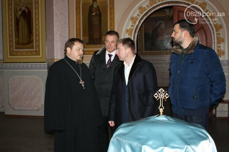 Павел Жебривский поздравил священников разных конфессий с Рождеством, фото-5
