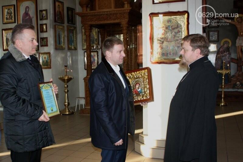 Павел Жебривский поздравил священников разных конфессий с Рождеством, фото-6