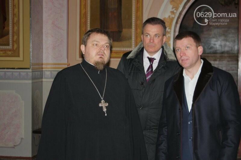 Павел Жебривский поздравил священников разных конфессий с Рождеством, фото-7