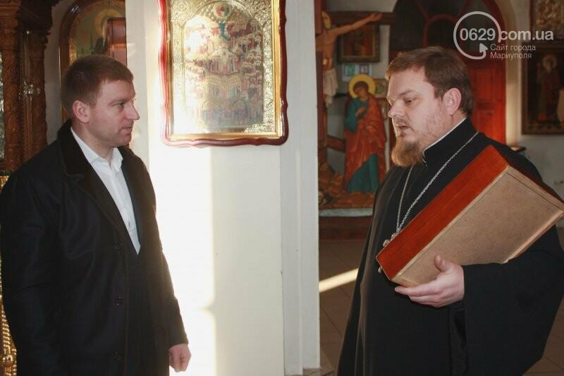 Павел Жебривский поздравил священников разных конфессий с Рождеством, фото-8