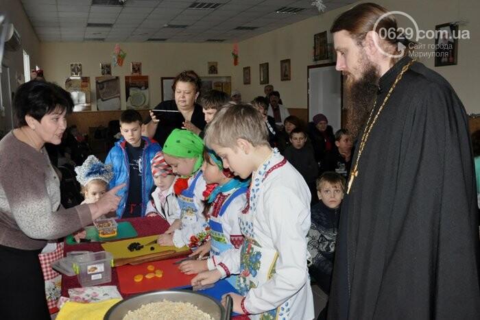 В Покровской школе Боевого готовятся к Сочельнику, фото-15