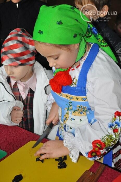 В Покровской школе Боевого готовятся к Сочельнику, фото-18
