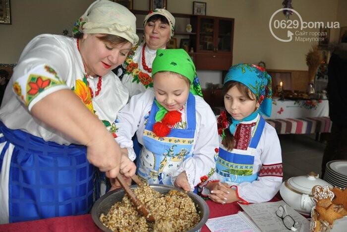 В Покровской школе Боевого готовятся к Сочельнику, фото-26