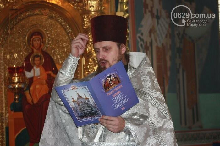 На Рождество в Свято-Покровском храме с. Боевое верующие соревновались в исполнении щедривок (Аэросъемка), фото-19