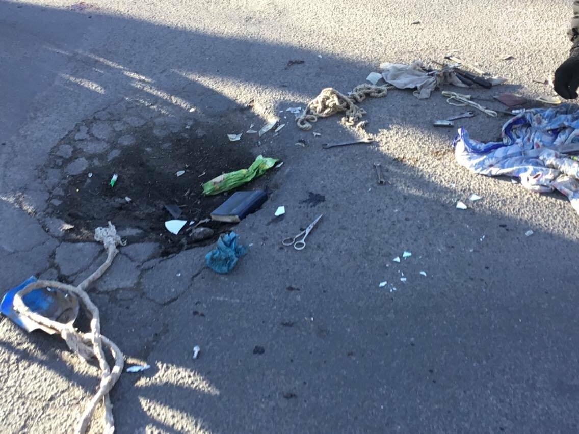 В Мариуполе в аварии пострадал  скутерист (ФОТО) , фото-2