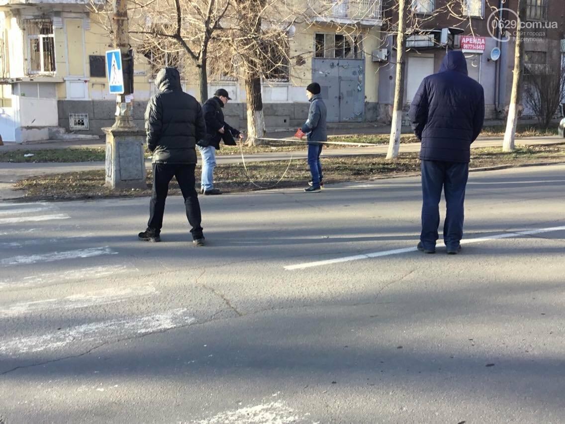 В Мариуполе в аварии пострадал  скутерист (ФОТО) , фото-5