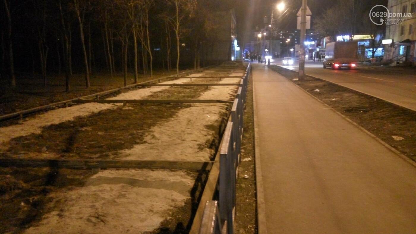 """В Мариуполе часть территории сквера """"Надежда"""" отдали под МАФы (ФОТО), фото-2"""