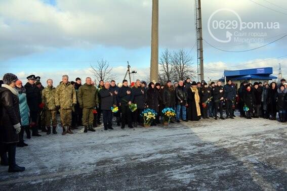 Полиция Донетчины почтила память жертв теракта под Волновахой (ФОТО), фото-4