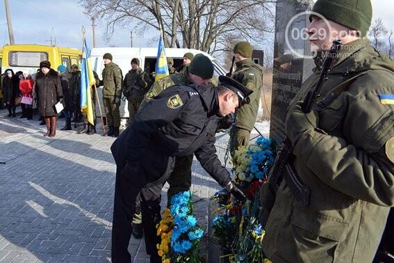 Полиция Донетчины почтила память жертв теракта под Волновахой (ФОТО), фото-5