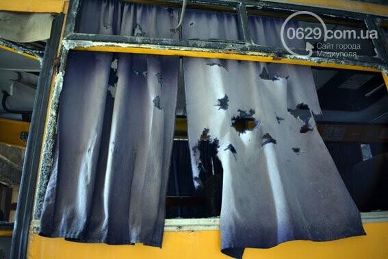 Полиция Донетчины почтила память жертв теракта под Волновахой (ФОТО), фото-7
