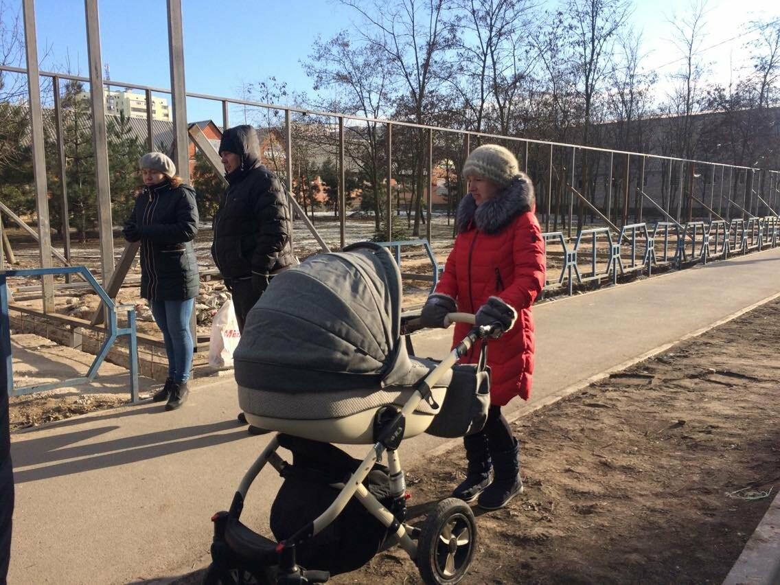 """Стали известны новые подробности строительства  в сквере """"Надежда"""" (ФОТО,ВИДЕО), фото-7"""