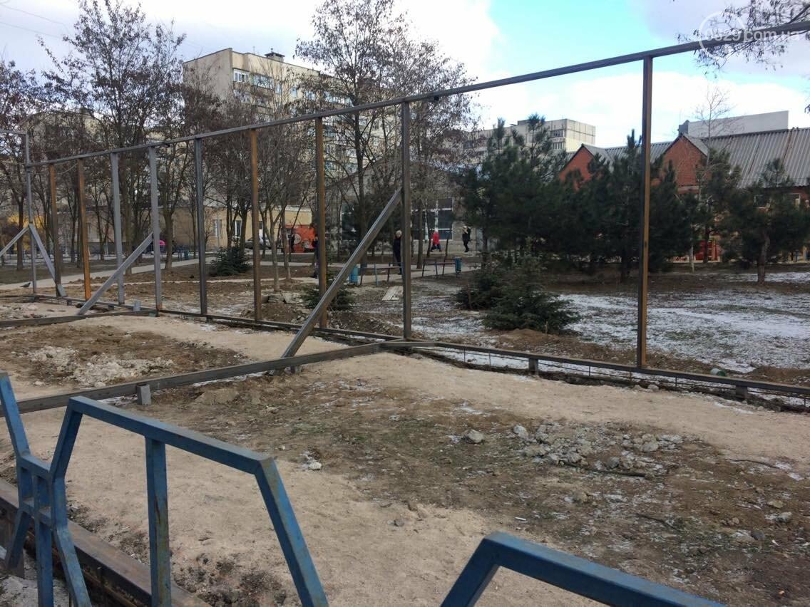 """Стали известны новые подробности строительства  в сквере """"Надежда"""" (ФОТО,ВИДЕО), фото-13"""