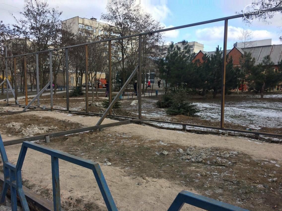 """Стали известны новые подробности строительства  в сквере """"Надежда"""" (ФОТО,ВИДЕО), фото-2"""