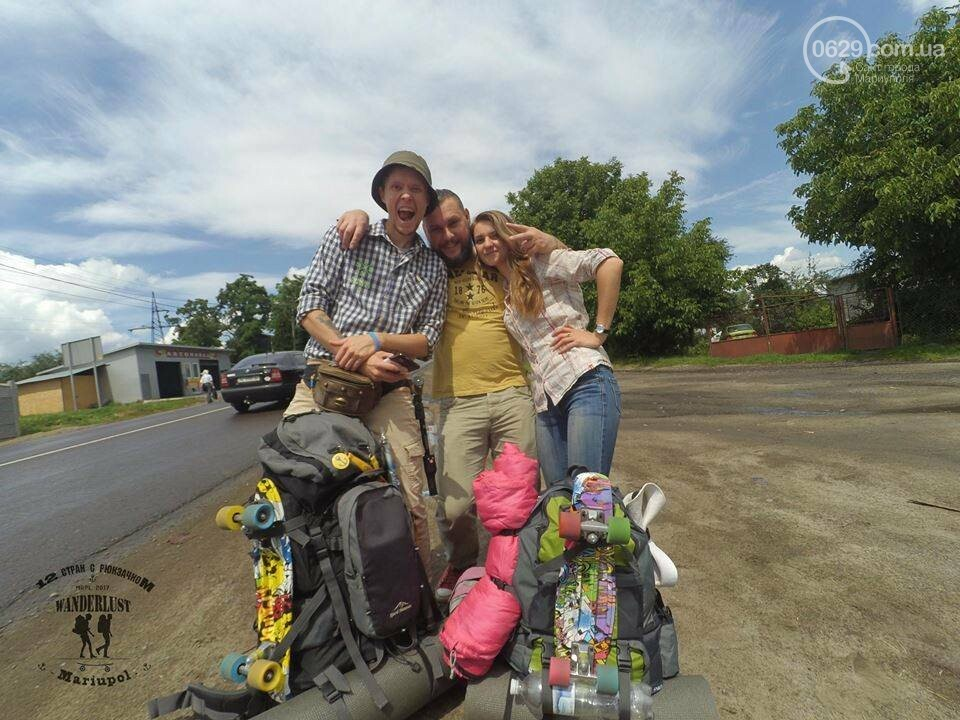 Автостопом по Европе: мариупольцы объехали 11 стран за 180 дней (ФОТО), фото-5