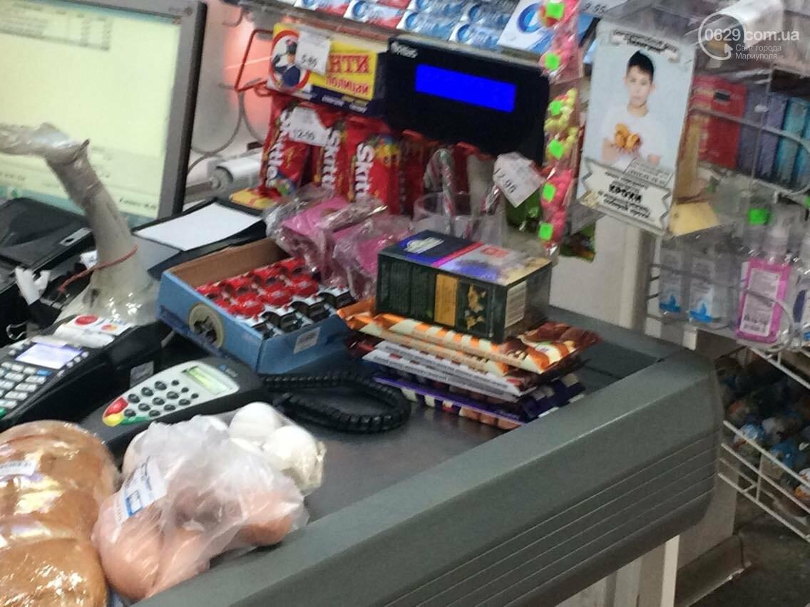 В мариупольском супермаркете женщина украла шоколада на 300 гривен (ФОТО, ВИДЕО), фото-3