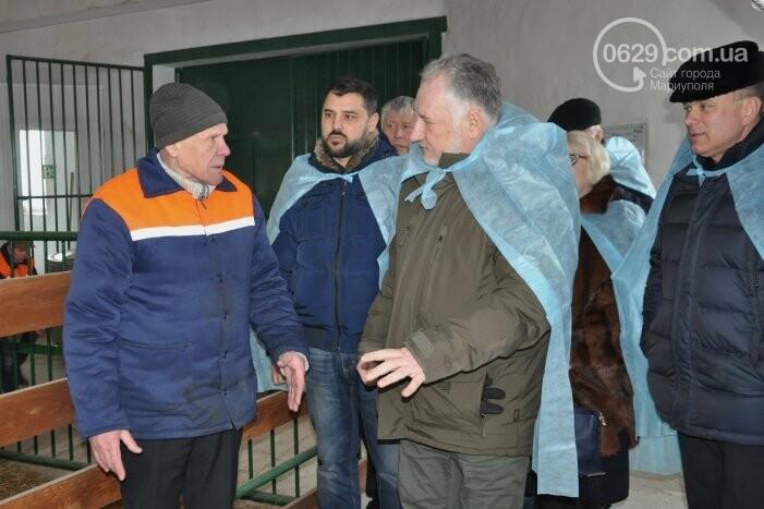 Бывший шахтер-переселенец получил грант и открыл козью ферму в Боевом, фото-4
