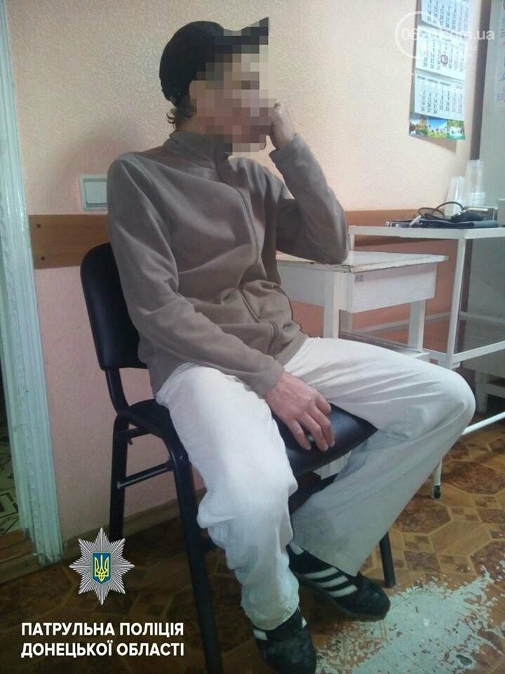 В Мариуполе у пьяного водителя алкоголь в 8 раз превысил норму (ФОТО), фото-1