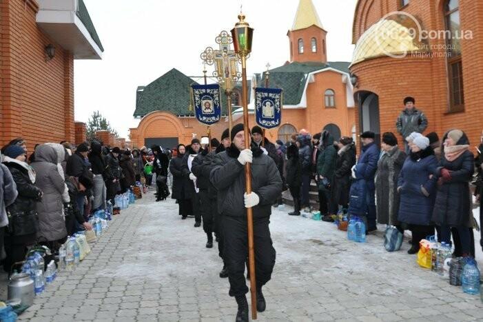 В Боевом 10 тысяч верующих с размахом отметили Крещение Господне (ФОТО, ВИДЕО), фото-12