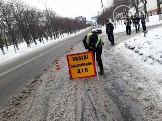"""В Мариуполе маршрутное такси въехало в """"Тойоту"""" (ФОТО), фото-3"""
