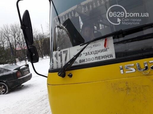 """В Мариуполе маршрутное такси въехало в """"Тойоту"""" (ФОТО), фото-5"""