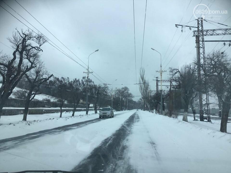 Непогода в Мариуполе (ФОТОРЕПОРТАЖ+ВИДЕО), фото-15