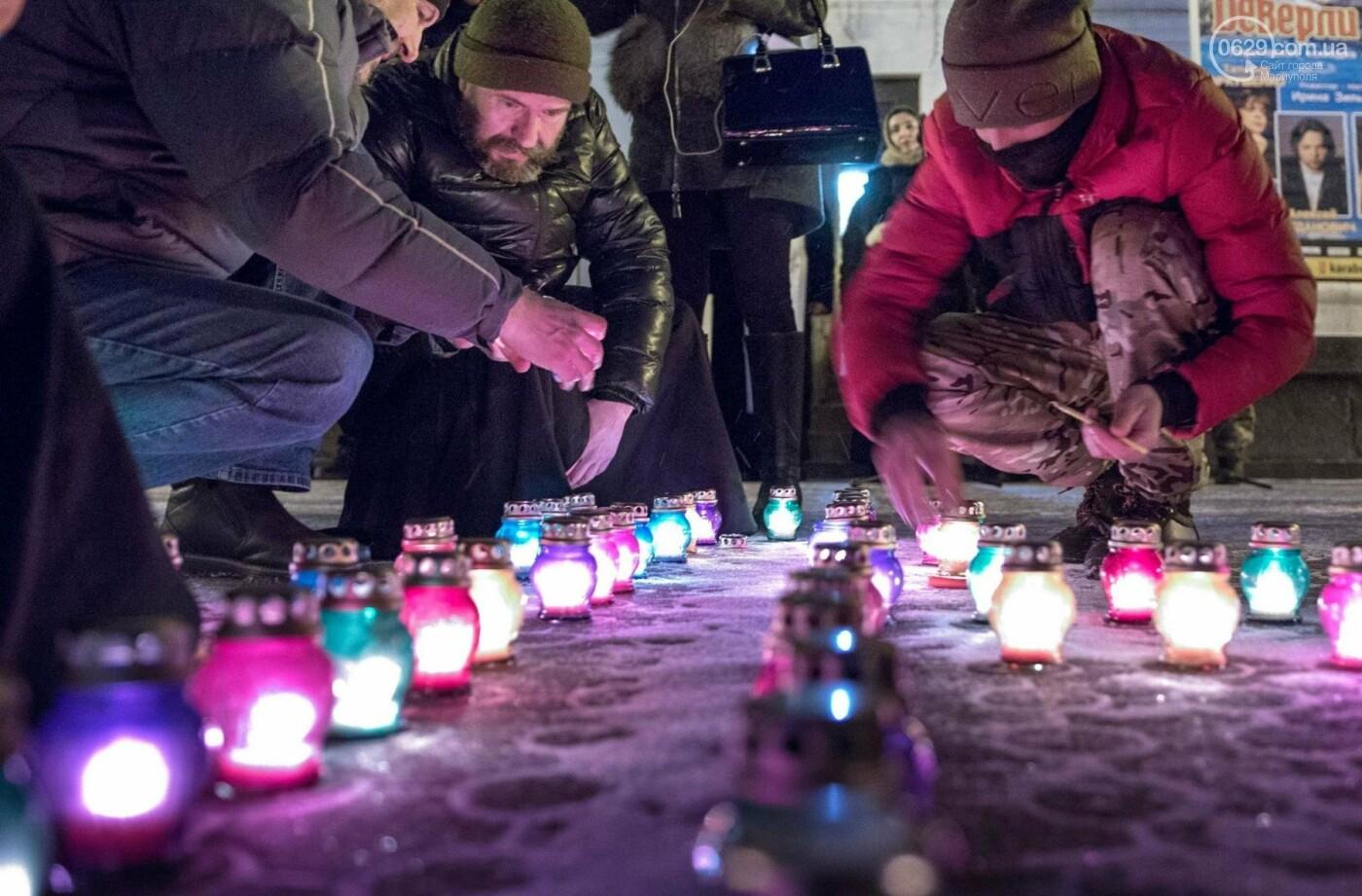 """На Театральной площади помолились о погибших на """"Восточном"""" (ФОТО, ВИДЕО), фото-6"""