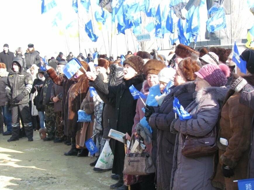 СБУ назвала имена корректировщиков обстрела «Восточного», и митинг в поддержку Януковича. О чем писал 0629.com.ua 25 января, фото-5