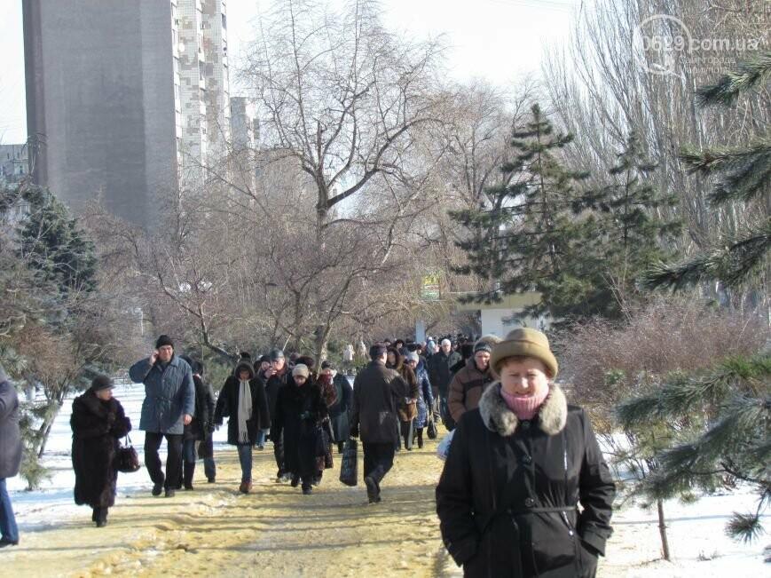 СБУ назвала имена корректировщиков обстрела «Восточного», и митинг в поддержку Януковича. О чем писал 0629.com.ua 25 января, фото-9