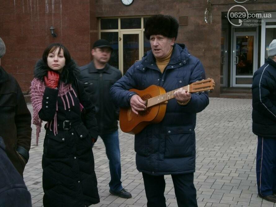 СБУ назвала имена корректировщиков обстрела «Восточного», и митинг в поддержку Януковича. О чем писал 0629.com.ua 25 января, фото-12
