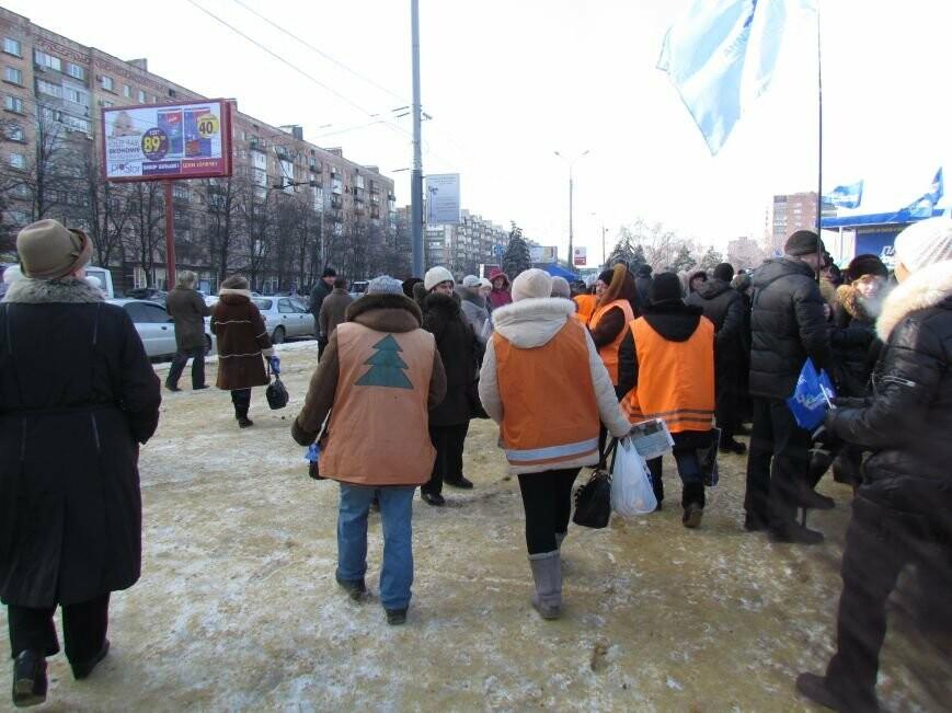 СБУ назвала имена корректировщиков обстрела «Восточного», и митинг в поддержку Януковича. О чем писал 0629.com.ua 25 января, фото-1