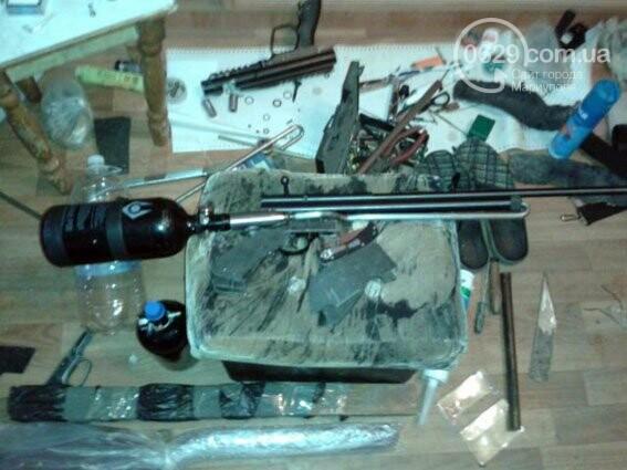Мариуполец хранил в квартире гранату, фото-3