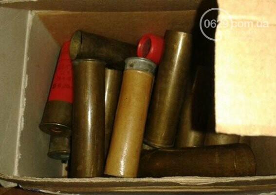 Мариуполец хранил в квартире гранату, фото-1