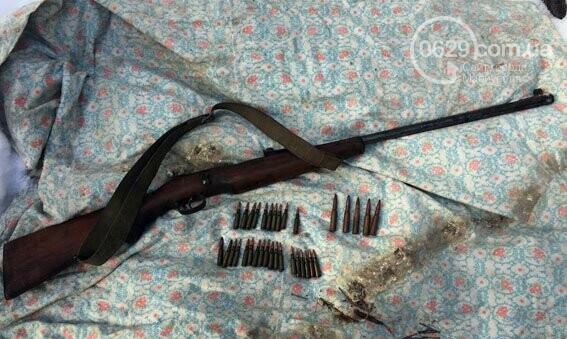 Мариуполец хранил в квартире гранату, фото-7